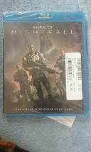 NEW BLURAY HALO: NIGHTFALL BLU-RAY - MIKE COLTER - AUTHENTIC US RELEASE - $19.75