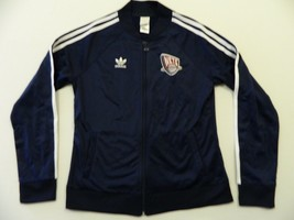 M7 Rare New ADIDAS New Jersey Nets Blue FZ Jacket Top WOMEN'S L Not Broo... - €26,35 EUR
