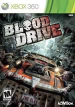 BLOOD DRIVE (M)  - Xbox 360 - (Brand New) - $59.05