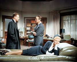 David Niven and Ginger Rogers on couch and Dan Dailey in Oh Men! Oh Women! 16x20 - $69.99
