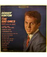 Vinyl Album Bobby Vinton Sings The Big Ones Epic BN 26035 - £5.25 GBP