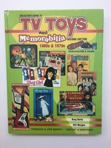 Collector's Guide To Tv Toys And Memorabilia 2nd Edition Price Guide Hardcover image 1
