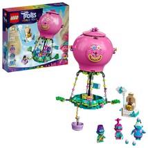 Lego Trolls World Tour Poppy's Hot Air Balloon Adventure 41252 Toy Build... - $23.71