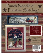 Summer 2017 Punch Needle & Primitive Stitcher M... - $9.00