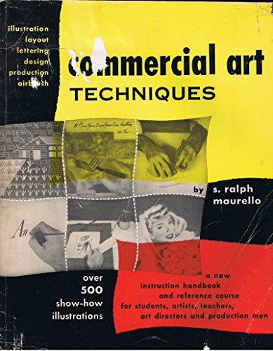 Primary image for Commercial Art Techniques [Paperback] s. ralph maurello