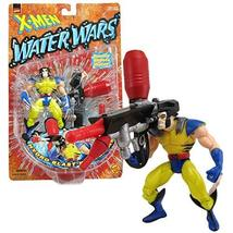 Marvel Comics Year 1997 X-Men Water Wars Series 5 Inch Tall Figure - Hyd... - $39.99