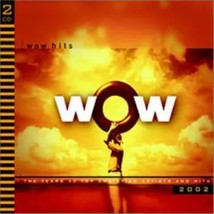 WOW Hits 2002 (2 Disc)  Cd image 1