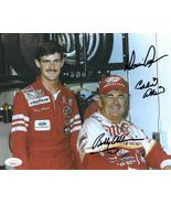 Bobby Allison/Donnie Allison/Eddie Allison triple signed NASCAR 8x10 Pho... - $74.95