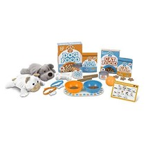 Melissa & Doug Feed Pet Treats Play Set Pretend, Multi - $29.65