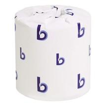 """Boardwalk BWK 6180 4.5"""" Length, 3"""" Width 2-Ply Standard Roll Toilet Tissue - $52.93"""