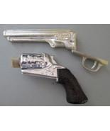 Vintage VTG Avon Colt Revolver Deep Woods Aftershave jch022 - $14.84