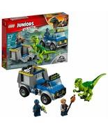 LEGO 10757 Jurassic World Raptor Rescue Truck - $65.00