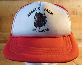 GRANTS FARM St Louis Snapback Adjustable Youth Hat Cap - $13.36