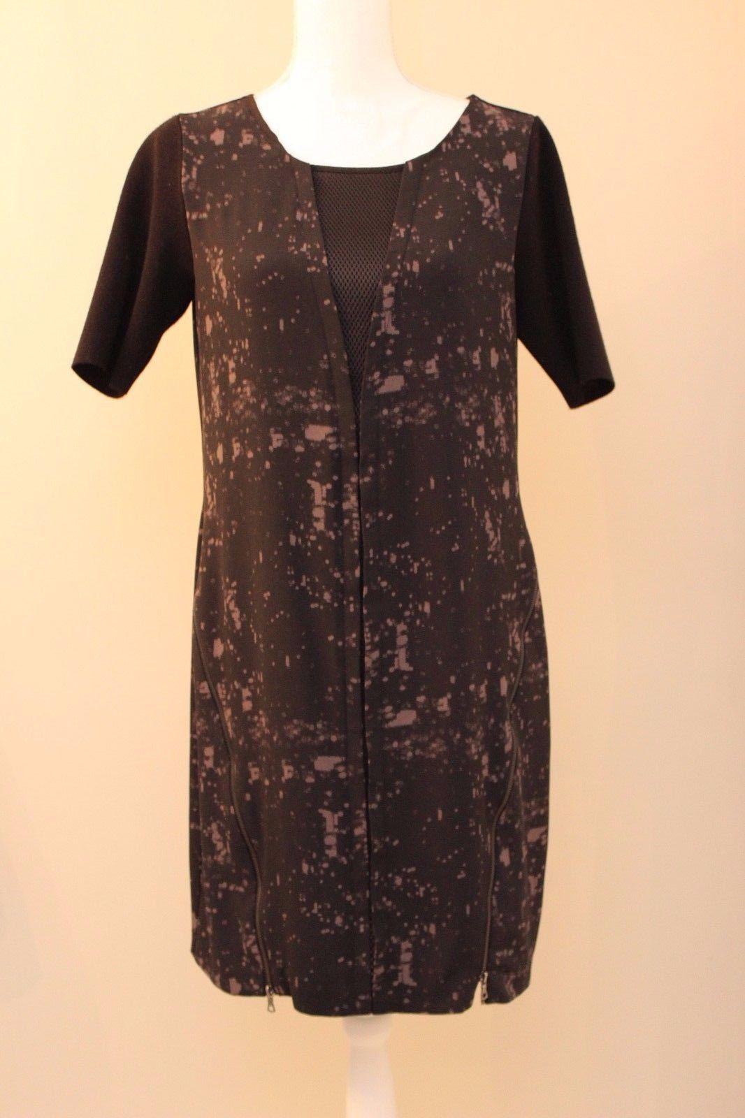 Elie Tahari Indigo Holly Dress