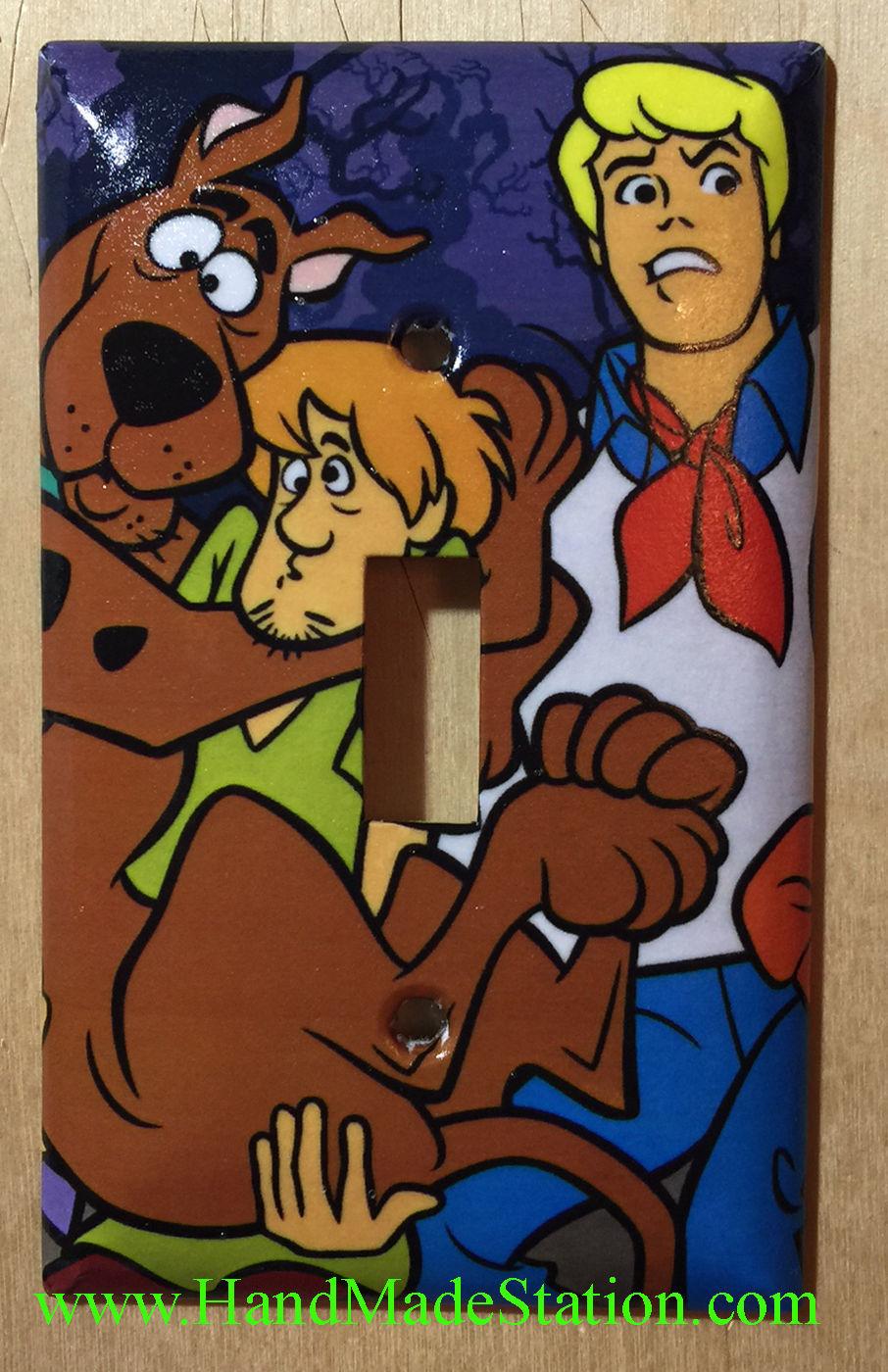 Scooby doo boy single toggle