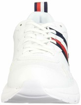 Tommy Hilfiger Women's Envoy Lace-Up Leather Fashion Sneakers Shoes New w/Defect image 2