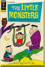 The Little Monsters #24 (1974) *Bronze Age / Gold Key Comics / Awful Annie* - $5.00