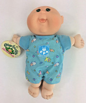 "Newborns Cabbage Patch Kids doll Baby Boy Plush 10"" Jakks Pacific - $27.98"