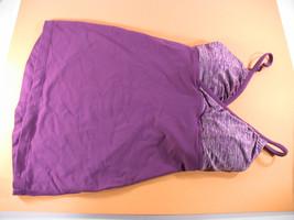 Lululemon Purple Tank Top with integrated Sports Bra - Small - $19.21