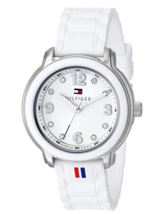 Tommy Hilfiger Women's 1781418 Crystal-Accented Stainless Steel Watch - $89.95