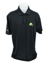 Underarmour Heatgreat Men's Polo Compression Golf Shirt UA 50+ Surf The ... - $27.88