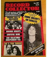 Record Collector Magazine December 1984 No. 64 Ike & Tina Frankie Goes H... - $11.85