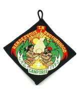 1995 Boy Scout CPC Camporee OA Patch BSA Rendezvous In Brotherhood - $15.79