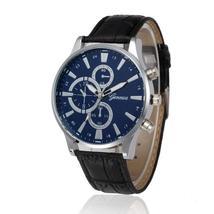 Geneva Quartz Men Relojes Business - $5.43