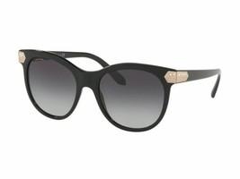 Bvlgari Women Sunglasses BV8185B 501/8G 55MM Black Frames Gray Lens 55MM - $181.65