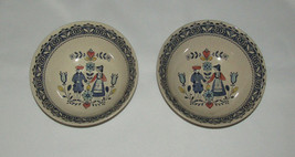 Johnson Brothers Staffordshire Hearts and Flowers Serving Bowls (2) Old ... - $67.89