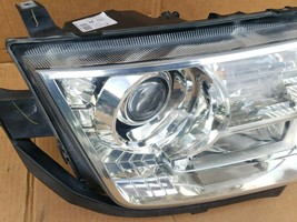 07-10 Lincoln MKX AFS Headlight Lamp Passenger Right RH - POLISHED image 2