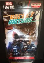 "Marvel Legends 3.75"" Guardians of the Galaxy Comic Series ROCKET RACCOON... - $18.80"