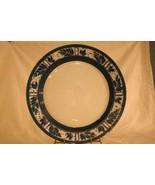 """Dansk Ceylon Round Platter Chop Plate 13 1/8"""" - $22.67"""
