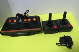 Atari Flashback 5 Game Console W/2 Wireless Controllers Power Cord Built In Game - $19.95