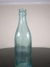 VERY RARE SCARCE GREEN  Palmerton Bottling Works Bottle says BTLG WKS  - $23.07