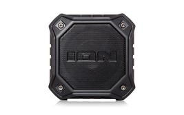 ION Audio iSP74BK Dunk Water Resistant Portable Bluetooth Speaker NEW - $36.95