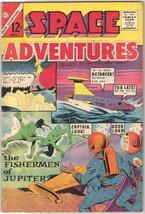 Space Adventures Comic Book #56, Charlton Comics 1964 FINE - $16.39