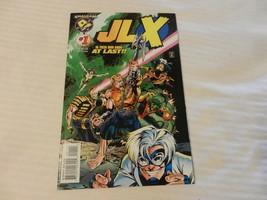 JLX A League Of Their Own Amalgam Comics #1 April 1996 Comic Book - $7.42