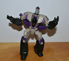 TRANSFORMERS ANIMATED BLITZWING ACTION FIGURE 2007 HASBRO INCOMPLETE - $12.79