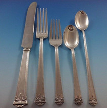 Trianon by International Sterling Silver Flatware Set 8 Service 42 Pcs - $2,095.46