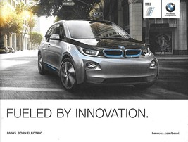 2015 BMW i3 sales brochure catalog 15 US Electric i8 - $12.00
