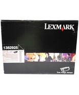 New Lexmark 1382925 Black Toner High Yield P/N 12A8403 EC 2S2195 Factory... - $65.44