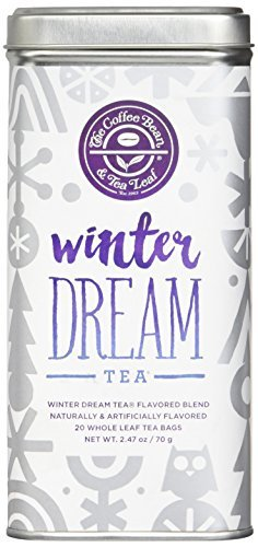 The Coffee Bean & Tea Leaf Tea, Winter Dream, 20  Count