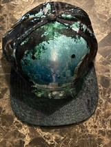 Legend of Zelda Snapback Cap Hat Forest Green Sword Shiny Bioworld New N... - $27.71