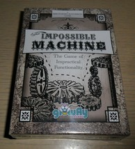 The Impossible Machine ~ The Card Game of Impractical Functionality by G... - $6.88