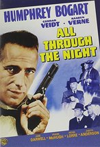All Through The Night (1941) DVD
