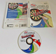 PDC World Championship Darts game disc w/case good shape (Nintendo Wii, ... - $37.95