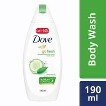 Dove Go Fresh Nourishing Body Wash, Fresh Touch - 190ml (Pack of 1) - $14.15