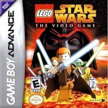 ✰ LEGO Star Wars: The Video Game (Nintendo Game Boy Advance 2 SEALED MIB... - $44.94