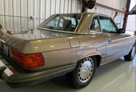 1988 Mercedes Benz 560SL FOR SALE - SM378 image 2